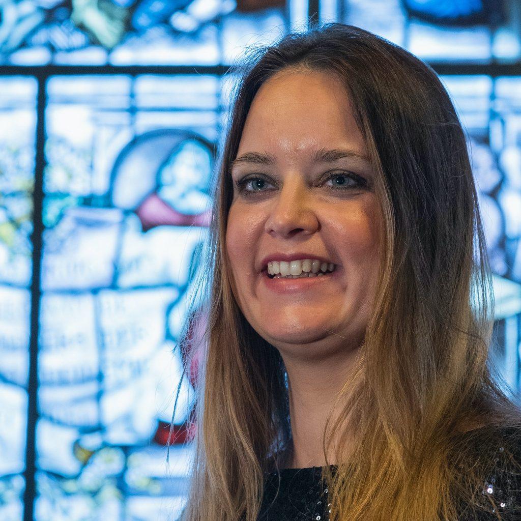 Linda Oerlemans (initiatiefnemer Ons Soepje): bracht met vrijwilligers honderden maaltijden naar zieken en werkers uit risicogroep